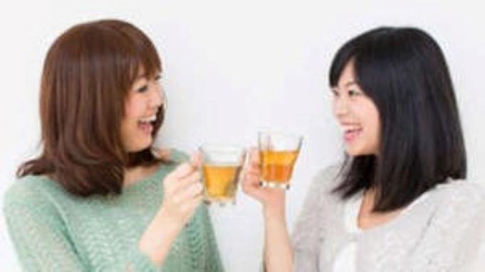 ◎レディース限定◆色浴衣&デザートボリュームUP&ワンドリンク付!女子旅プラン