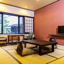【和室10畳】 客室
