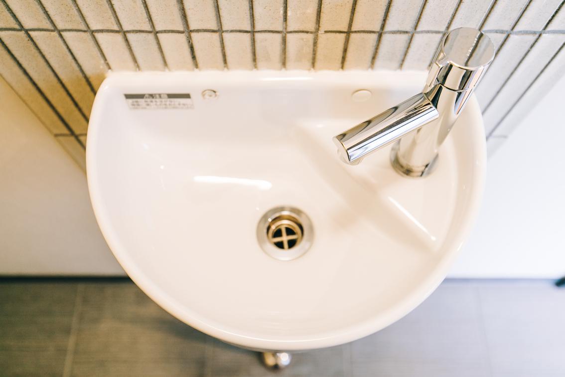 男女兼用トイレ(各階1つずつ)
