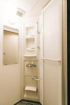 男性専用シャワー