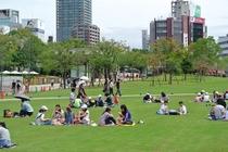 天王寺公園(てんしば)