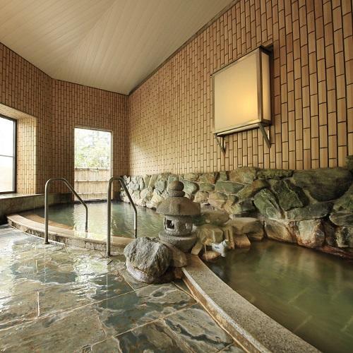 【本館】ゆとりろ庵の大浴場(当館より徒歩5分)※タオルをご持参ください