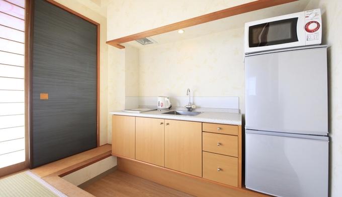 【連泊割】2連泊以上でお得!全室キッチン完備で長期滞在におすすめ<素泊まり・禁煙>