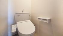 【お部屋】トイレは全室ウォシュレットをご用意