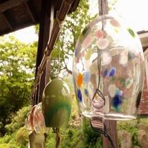 強羅公園:ガラス工芸体験♪