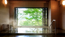 【大浴場】リーズナブルに天然温泉をお楽しみいただけます