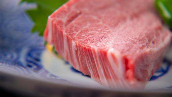 【豊の幸勢揃い】おおいた和牛のヒレステーキ+茶しゃぶ+関あじ姿造プラン