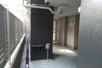 1階喫煙スペース