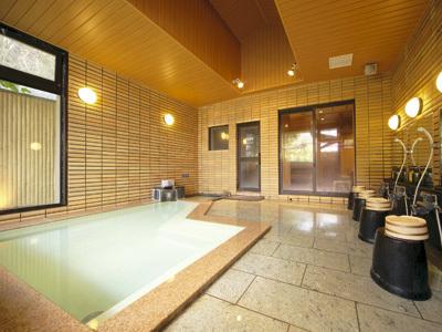 「淡雪」内風呂