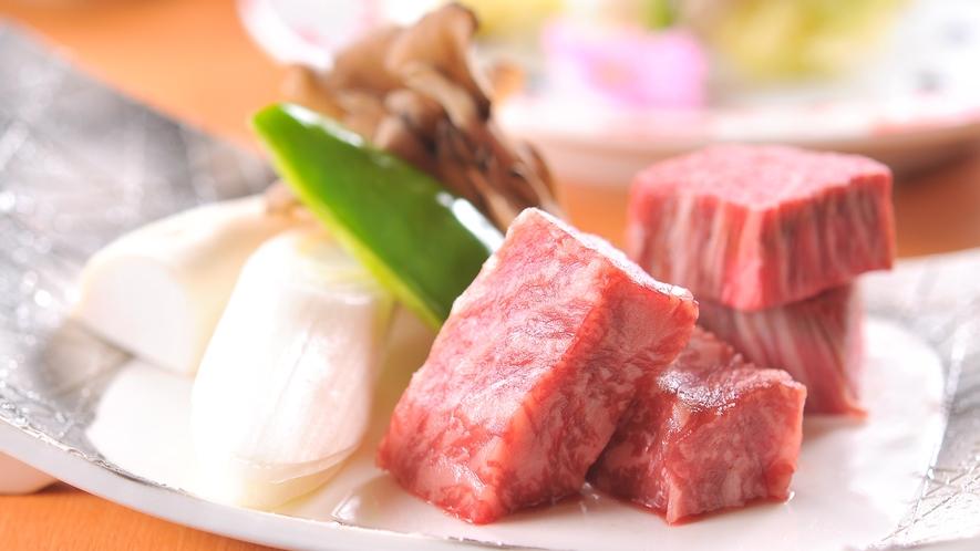 信州プレミアム牛フィレ&サーロイン食べ比べ♪