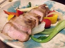 沖縄の島豚アグーの低温ロースト