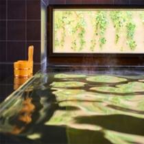 天然温泉「浮城の湯」