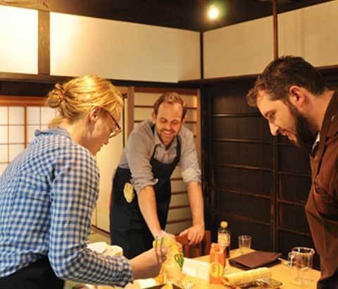 Japanese Cooking Program