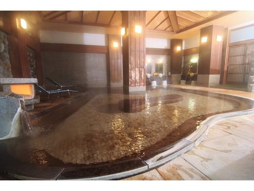 自家源泉、初めピリッと後サッパリするする効能高いお風呂が楽しめます。 日帰りゆったり3時間プラン