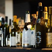 ワイン・シャンパンなど各種取りそろえております。