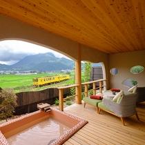 -dadaroma-  客室からの眺め