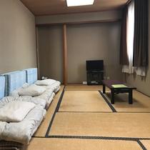 【お部屋】和室10畳ドミトリー