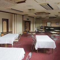 【館内】食堂はこちら☆ごゆっくりお召し上がりください。