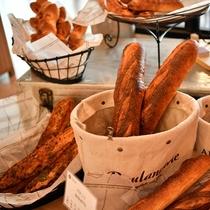 職人が毎日焼き上げるパン イメージ