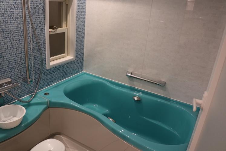 301号室こだわりのバスルーム