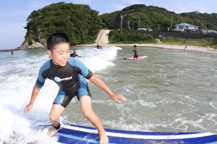 サーフィンスクールプラン