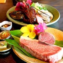 レストラン パナリ 鉄板焼