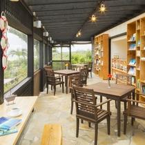 島ブックカフェ