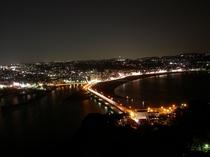 江ノ島の夜景