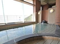 【はま湯】こころとからだに気持ちいい海水風呂。新陳代謝を高めてくれます。