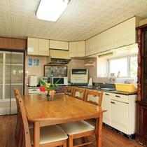 当施設のキッチン
