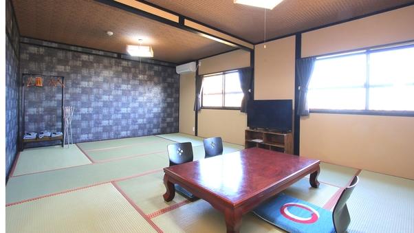【リニューアル】和室12畳