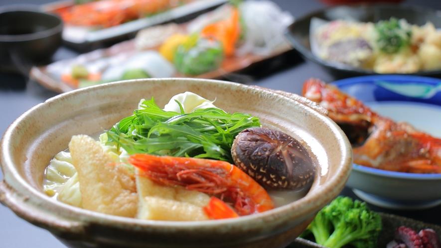 国東半島の旬の味を楽しみください