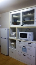 カメハウス食器棚