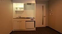 ■すべてのお部屋に、キッチン完備