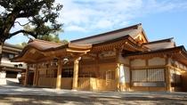 ■ 堺エリア ■ 方違(ほうちがい)神社 ・堺東駅より徒歩約5分