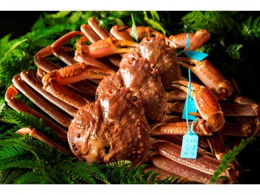 蟹尽くし懐石 蟹や冬の海幸を楽しむコース〜