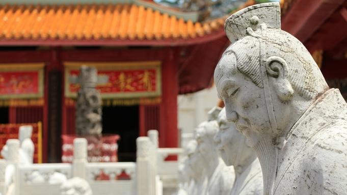 【これぞ中国の伝統美】長崎孔子廟中国歴代博物館 入場券付きプラン≪朝食付き≫