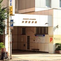 【ホテル立体駐車場】