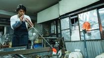 手作りガラス工房『瑠璃庵』で吹きガラス体験