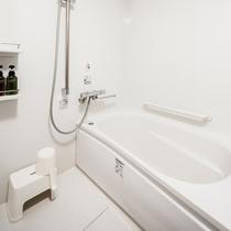 【スーペリアツイン】洗い場付きのバスルーム