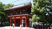 大須観音まで車で約5分、地下鉄鶴舞線「大須観音駅」下車スグ
