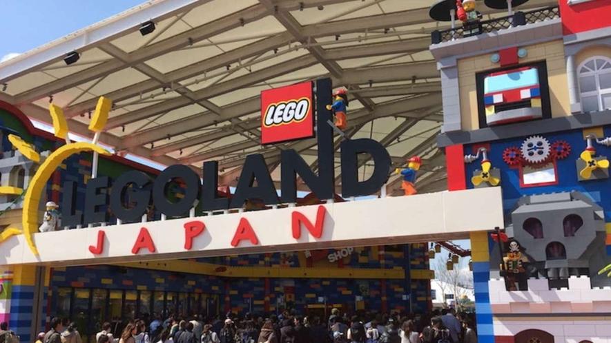 レゴランドジャパンまで車で約30分、あおなみ線「金城ふ頭駅」下車徒歩約10分