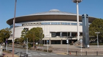 日本ガイシホールまで車で約25分、JR東海道本線「笠寺駅」下車徒歩約3分