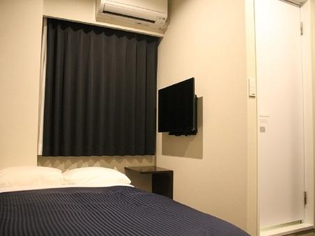 シングルルーム【喫煙】 ◇ベッド幅120cm×195cm◇