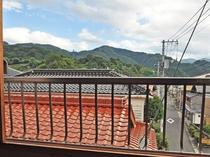 【和室】3階「ききょう」から見える景色