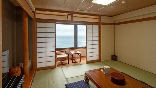 【禁煙】新館和室8畳(眺望おまかせ)
