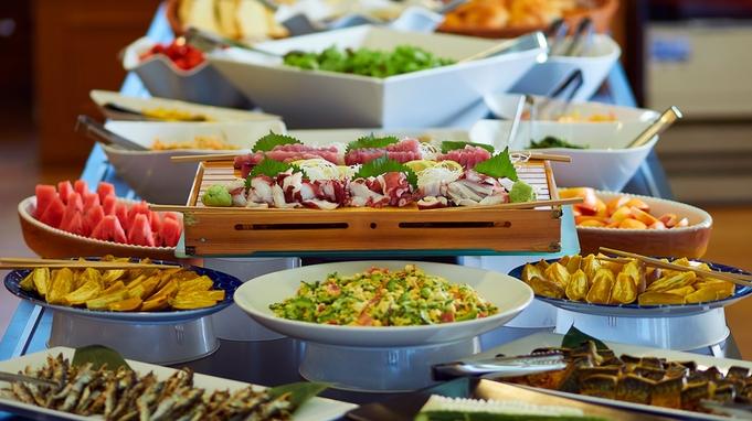【夕朝食付き+夕食時ワンドリンク】◆屋久島は連泊がおすすめ♪