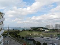 バルコニーからの眺望4