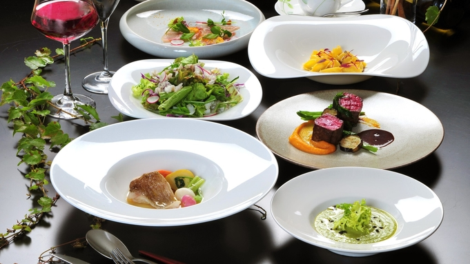 【冬季限定】幻の高級魚をイタリアの味でおとどけ〜クエフルコースディナー〜