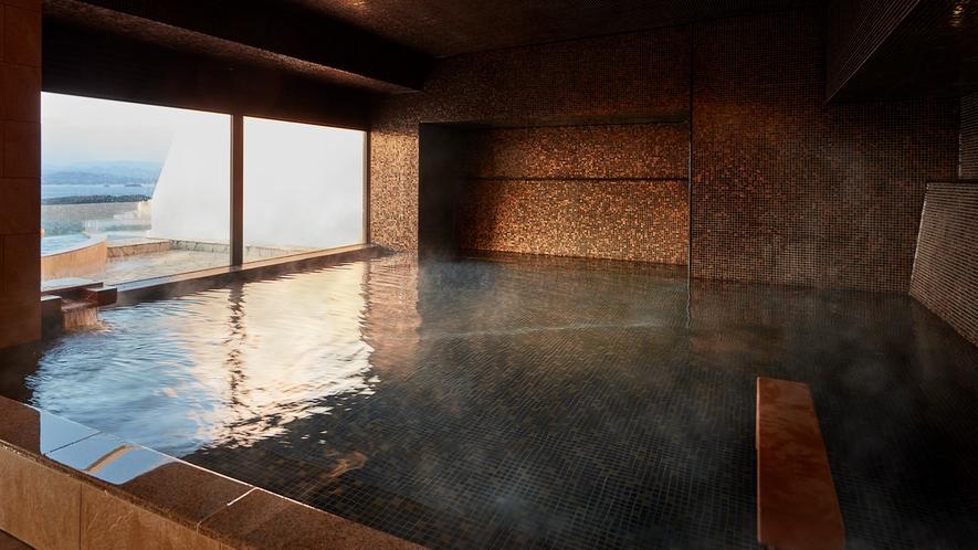 大浴場「海」